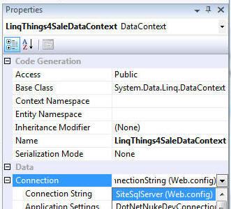Creating DotNetNuke® Module using LINQ to SQL (Part 2)